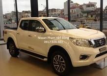 Bán xe Nissan Navara đời 2017, màu trắng, nhập khẩu