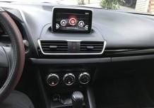 Bán ô tô Mazda 3 1.5AT đời 2016, màu nâu