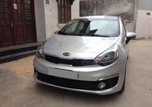 Bán xe Kia Rio 1.4MT đời 2016, màu bạc, số sàn