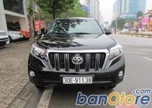 Cần bán Toyota Prado TXL đời 2017, màu đen