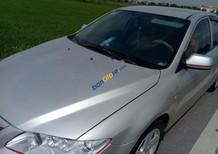 Cần bán Mazda 6 2.0 MT đời 2003, màu bạc chính chủ, giá tốt