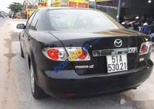 Cần bán xe Mazda 6 năm 2004, màu đen chính chủ