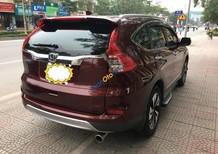 Cần bán lại xe Honda CR V sản xuất 2017, màu đỏ