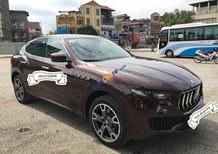 Bán xe Maserati Levante đời 2017, màu nâu, nhập khẩu như mới