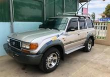 Bán xe Toyota Land Cruiser đời 1992, màu bạc, nhập khẩu