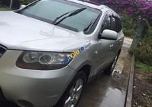 Bán Hyundai Santa Fe MLX đời 2006, màu bạc, nhập khẩu Hàn Quốc, số tự động