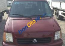 Cần bán Suzuki Wagon R đời 2002, màu đỏ