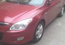 Bán Hyundai i30 sản xuất 2010, màu đỏ, xe nhập, ít sử dụng, 400tr