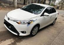 Bán Toyota Vios E 1.5 MT đời 2016, màu trắng