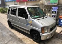 Cần bán xe Suzuki Wagon R đời 2003, màu bạc chính chủ