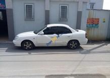 Cần bán xe Daewoo Nubira đời 2002, màu trắng, nhập khẩu nguyên chiếc, giá chỉ 105 triệu