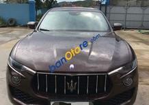 Cần bán xe Maserati Levante năm 2016, màu nâu