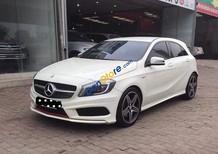 Bán Mercedes A250 AMG sản xuất 2013, màu trắng, ĐK 2014 chính chủ xe chất