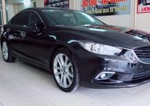 Bán xe Mazda 6 đời 2016, màu đen, nhập khẩu chính hãng
