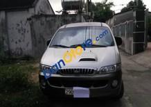 Bán Hyundai Starex 2003, màu bạc