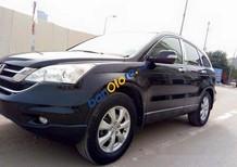 Chính chủ bán Honda CR V 2.4AT năm 2012, màu đen