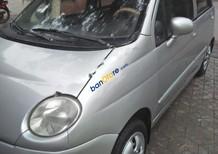 Cần bán gấp Daewoo Matiz năm 2001, màu bạc, xe nhập, giá chỉ 47 triệu