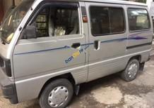 Gia đình bán Suzuki Super Carry Van 2005, màu bạc