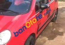 Bán ô tô Daewoo Matiz đời 2008, màu đỏ