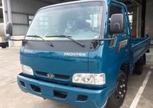 Xe tải Kia K165 thùng lửng tải trọng 2,49 tấn Thaco. Bán xe trả góp - Bảo hành 2 năm