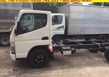 Thaco Trường Hải bán xe tải Fuso Canter 4.7 tải trọng 1,9 tấn. Hỗ trợ vay ngân hàng 80%