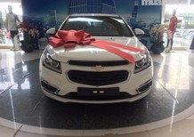 Bán Chevrolet Cruze đời 2017, màu trắng, nhập khẩu, giá 589tr