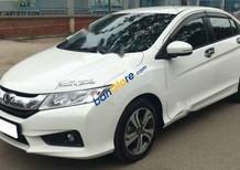 Bán xe Honda City 1.5 AT đời 2015, màu trắng xe gia đình