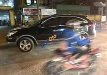 Cần bán lại xe Hyundai Veracruz 2007, màu đen