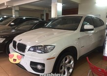 Bán BMW X6 đời 2008, màu trắng, nhập khẩu chính hãng