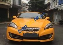 Bán Hyundai Genesis 2.0 Turbo đời 2009, màu vàng, xe nhập