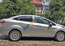 Bán Ford Fiesta 2011, màu bạc