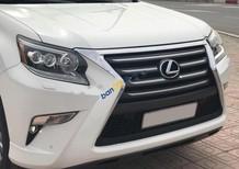 Cần bán gấp Lexus GX 460 đời 2014, màu trắng, nhập khẩu