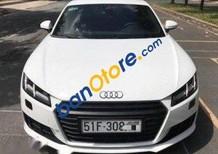 Cần bán gấp Audi TT đời 2016, màu trắng, nhập khẩu nguyên chiếc