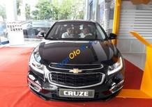 Bán Chevrolet Cruze đời 2018, màu đen