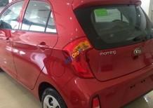 Bán ô tô Kia Morning 1.0 MT sản xuất 2017, màu đỏ
