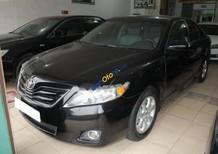 Cần bán Toyota Camry LE đời 2010, màu đen, xe nhập