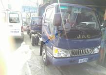 Bán xe tải Jac 2.4 tấn, thùng bạt (2.3 tấn thùng kín) - trả góp uy tín tại Đồng Nai