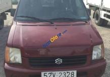 Bán Suzuki Wagon R+ sản xuất 2002, màu đỏ, máy móc ổn