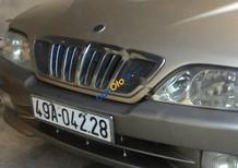 Cần bán xe Ssangyong Musso đời 2002, nhập khẩu