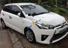 Bán ô tô Toyota Yaris năm 2015, màu trắng, nhập