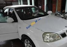 Bán ô tô Daewoo Lacetti 2004, màu trắng