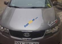 Bán xe Kia Forte đời 2010, màu xám chính chủ