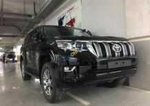Bán xe Toyota Land Cruiser VX đời 2018, màu đen, nhập khẩu