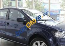Bán Volkswagen Polo AT đời 2017, màu xanh lam, nhập khẩu