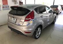 Bán Ford Fiesta năm 2012, màu bạc, giá tốt