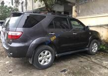 Cần bán lại xe Toyota Fortuner G đời 2009, màu xám, còn nguyên bản