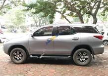 Cần bán xe Toyota Fortuner sản xuất 2016, màu bạc, xe nhập số sàn