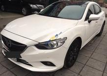 Cần bán Mazda 6 2.0 đời 2014, màu trắng đẹp như mới, giá tốt