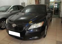 Cần bán xe Toyota Camry LE 2.4 đời 2008, màu đen, nhập, biển Hà Nội