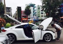 Bán lại xe Audi TT 2016, màu trắng, nhập khẩu